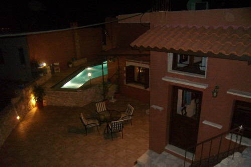 Private-Relaxion villa with pool and view!!!