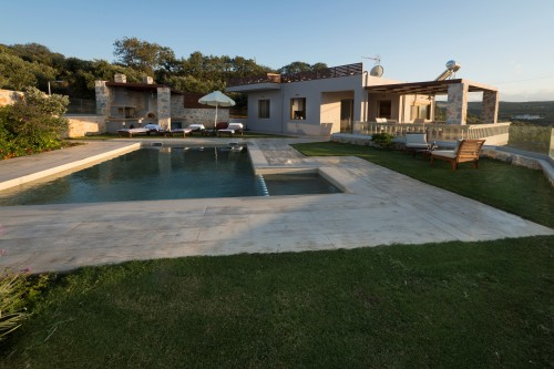 VILLA LADY DAFNI MALEME LUXURY VILLA IN CHANIA