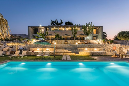 Ultimate Luxury Chania | Executive Villa