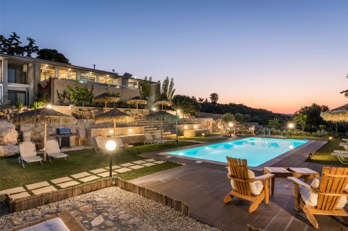 Ultimate Luxury Chania | Imperial West Villa