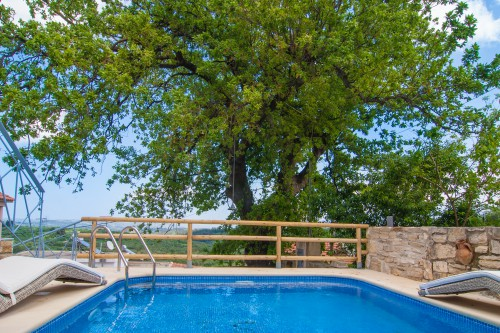 Traditional, Cretan, new-built villa with private pool