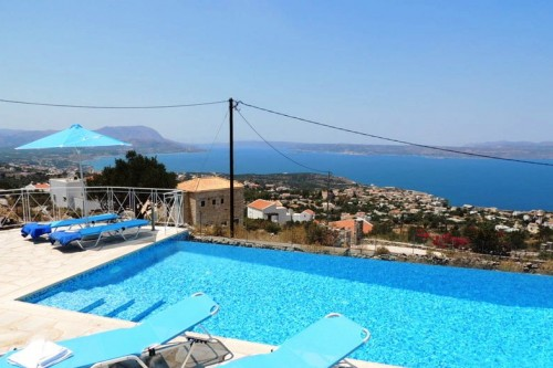 Villa Eleonora - Magnificent views of Souda Bay