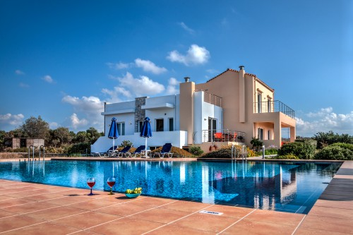 4 bedroom spacious villa with panoramic sea view