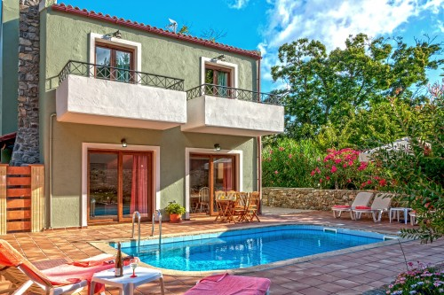 Rental villa for holidays near Elafonissos