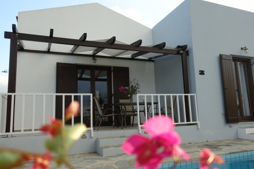 Holiday villa  with fantastic view and private pool