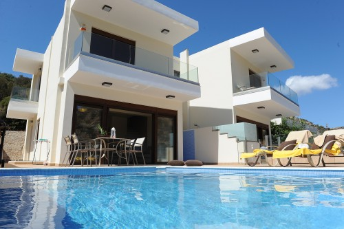 Luxury Sea View Villas Complex In Palaiokastro