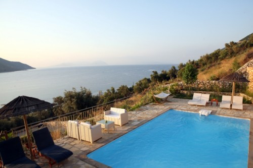 Calmwave Villas- Villa Helena-Sea View-Private swimming pool