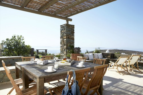 Tinos Villas Resort | 3 Bedroom - 3 Bathroom Sea View Villa