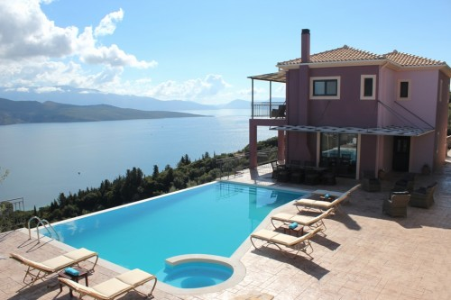 Seven Bedroom Villa II with wonderful seaview set on the hil