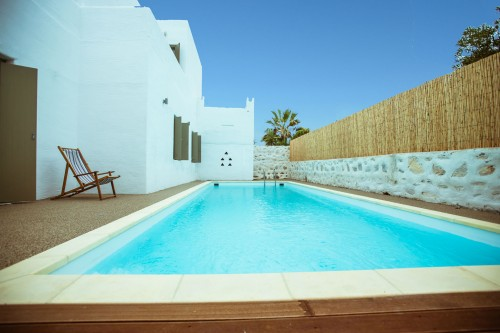 Luxury Private home with pool in Naousa,Paros