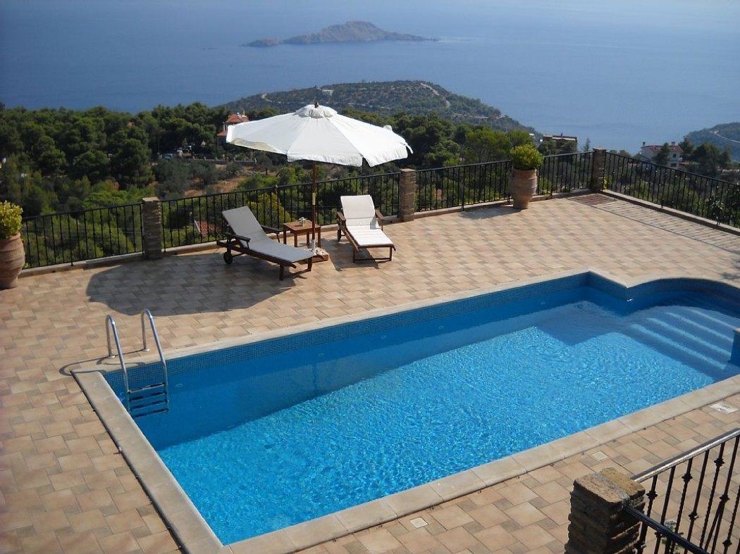 Sea view villa in  Amoni,Korinthos  Greece